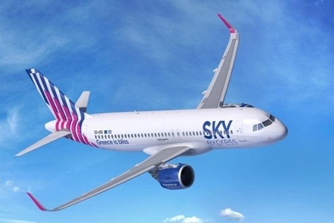 Aκυρώσεις και τροποποιήσεις σήμερα και αύριο στις πτήσεις της SKY express