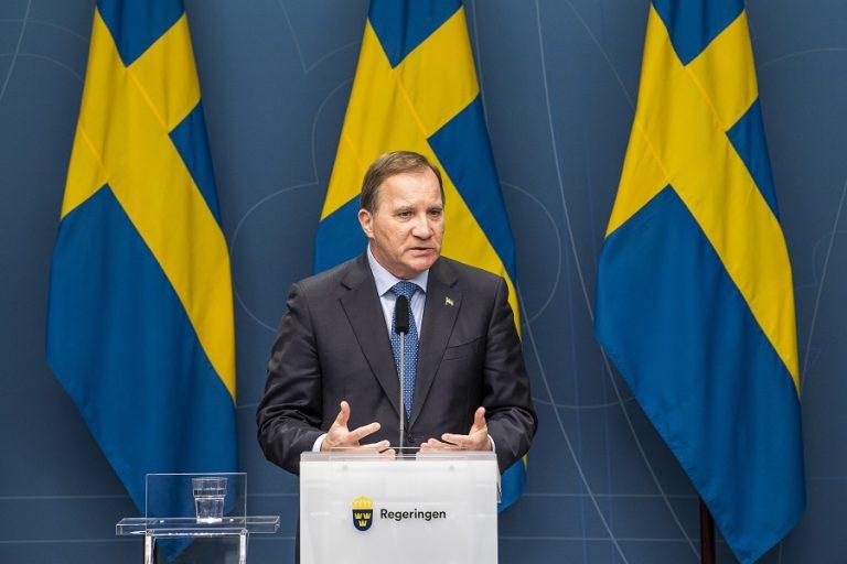 Σοκάρει το δραματικό διάγγελμα του Σουηδού πρωθυπουργού: «Η Σουηδία δοκιμάζεται»