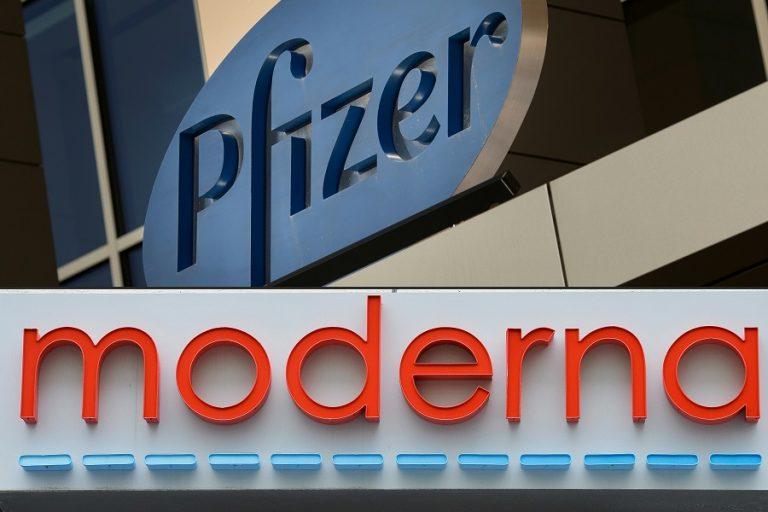 Εμβόλια Moderna και Pfizer: Οι σημαντικότερες διαφορές τους
