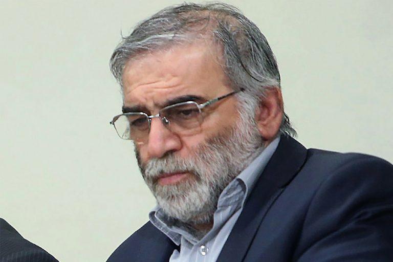 Το Ιράν ζητά εκδίκηση για τη δολοφονία του επιστήμονα, Μοχσέν Φαχριζαντέχ