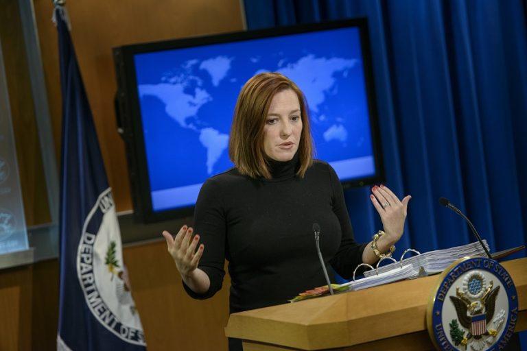 Τζεν Ψάκι: Η Ελληνοαμερικανίδα δημοσιογράφος που θα έχει ρόλο-κλειδί στο επιτελείο του Μπάιντεν