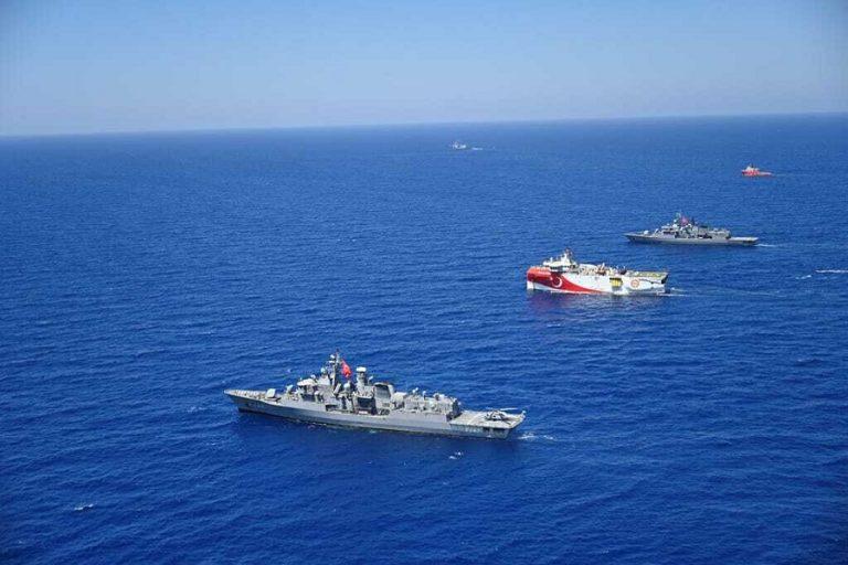 Νέα τουρκική πρόκληση με τρεις Navtex στο Αιγαίο