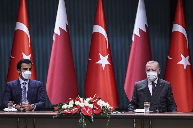 Πώς το Κατάρ προσπαθεί να «σώσει» την οικονομία της Τουρκίας