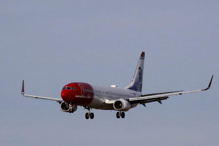 Προειδοποιήσεις ότι «στερεύει» από μετρητά εξέδωσε η Norwegian Air