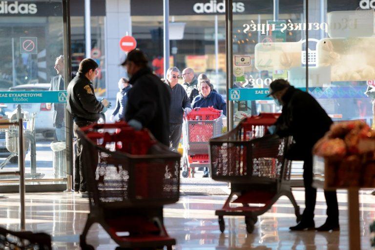 Ρεκόρ 15ετίας η ανάπτυξη των supermarket το 2020 – Άγγιξε το 10%