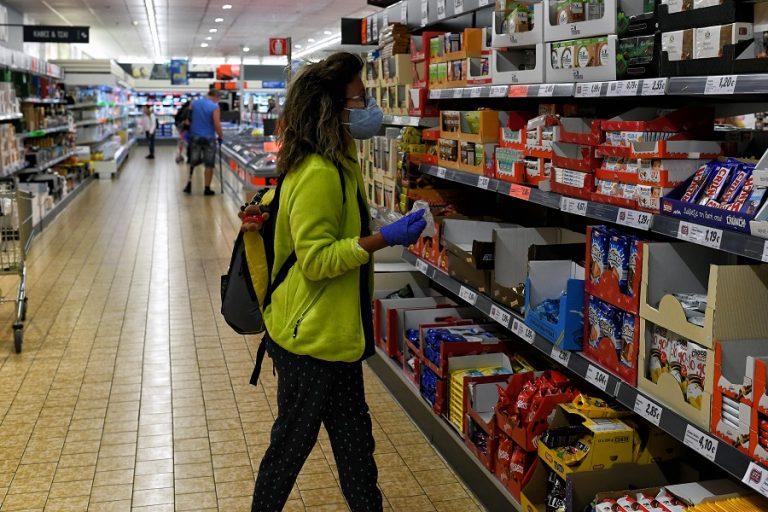 Αυξημένες κατά 17,1% οι πωλήσεις των σούπερ μάρκετ την πρώτη εβδομάδα του lockdown- Τα προϊόντα που ξεχώρισαν