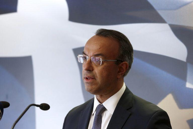 Σταϊκούρας: Από την επόμενη εβδομάδα ξεκινά η καταβολή των ποσών για την «επιστρεπτέα προκαταβολή 5»
