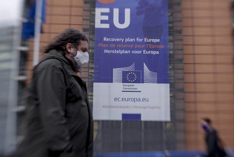 Φρένο… κορωνοϊού στις ελπίδες για οικονομική ανάκαμψη της Ευρώπης