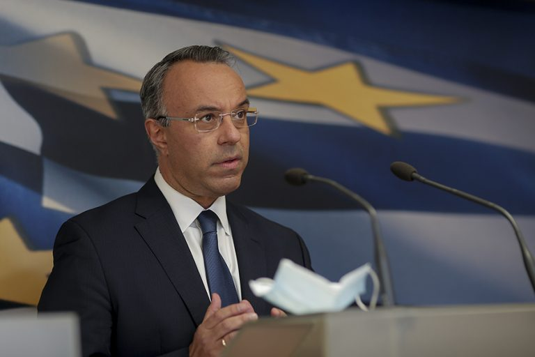 Σταϊκούρας: Κρατική ενίσχυση επιχειρήσεων με επιδότηση πάγιων δαπανών