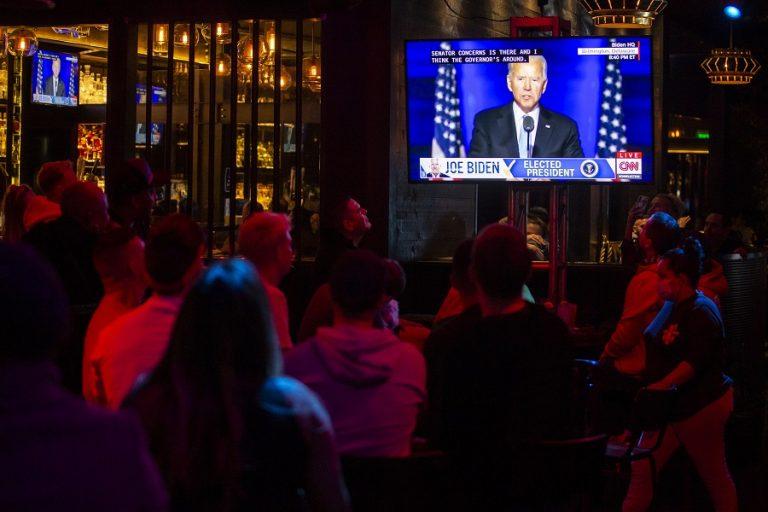 Πώς υποδέχθηκε ο διεθνής Τύπος την εκλογή Μπάιντεν