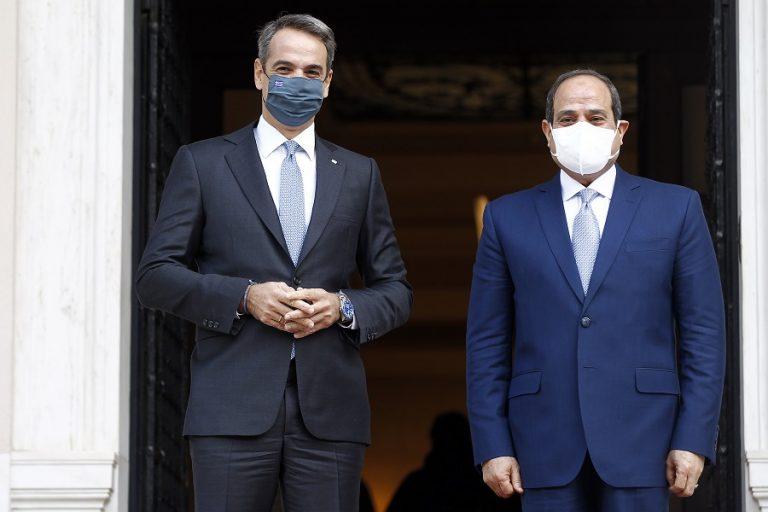 Μητσοτάκης: Ελλάδα και Αίγυπτος καλωσορίζουν την εκλογή Μπάιντεν στην προεδρία των ΗΠΑ