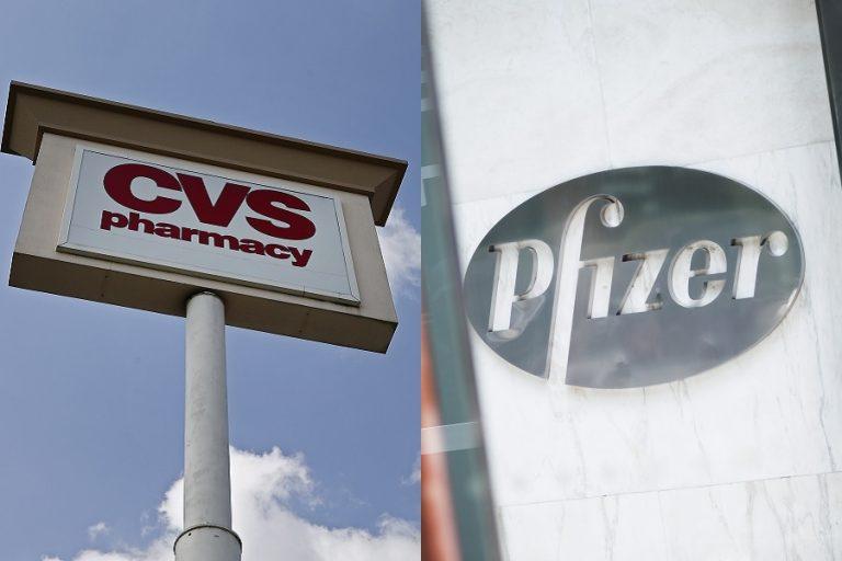 Δύο ιστορίες καινοτομίας: CVS και Pfizer