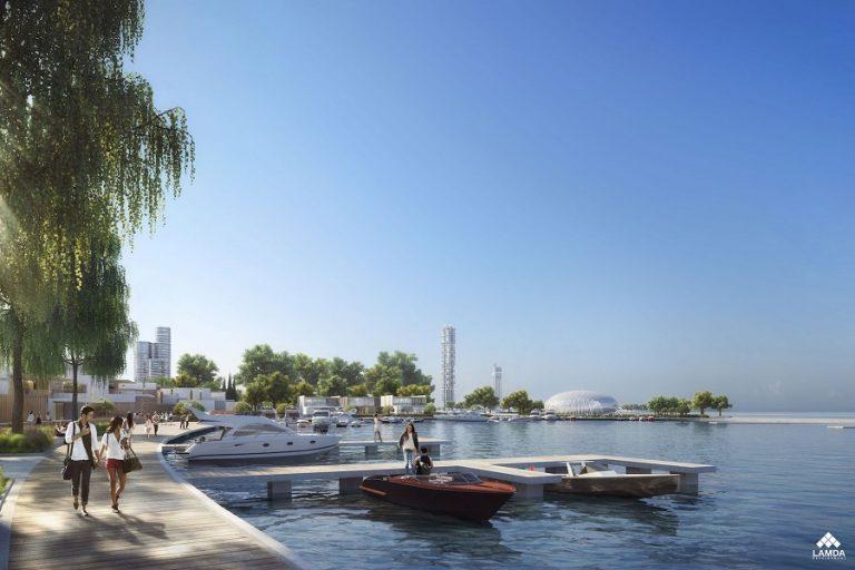 Στρατηγική συνεργασία Lamda Development – ΤΕΜΕΣ για την ανάπτυξη κορυφαίου τουριστικού προορισμού στο Ελληνικό