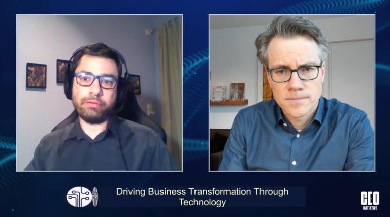 CEO Initiative 2020: Πώς ο επιχειρηματικός ανασχηματισμός «οδηγείται» από την τεχνολογία