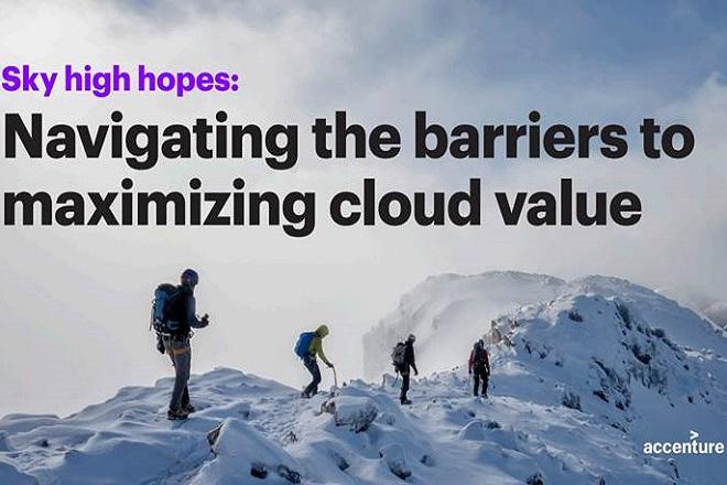 Μία στις τέσσερις επιχειρήσεις αντιμετωπίζει επιπλοκές κατά τη μετάβασή της στο Cloud