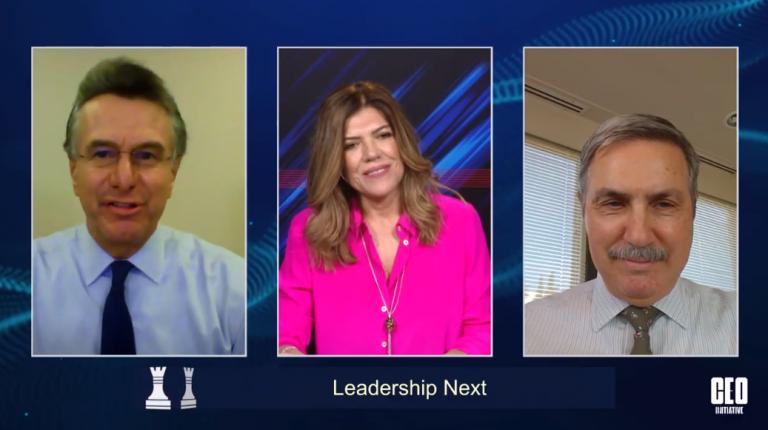 CEO Initiative 2020: Η αξιακή πυξίδα των ηγετών
