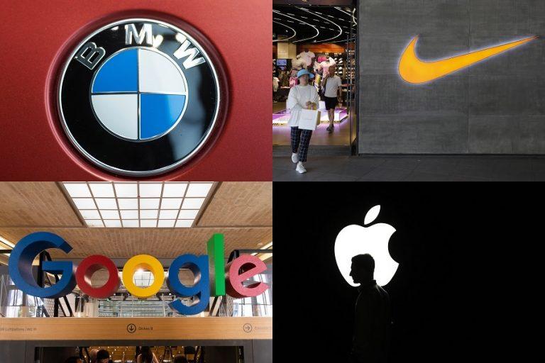Δέκα πασίγνωστα λογότυπα και οι ιστορίες τους