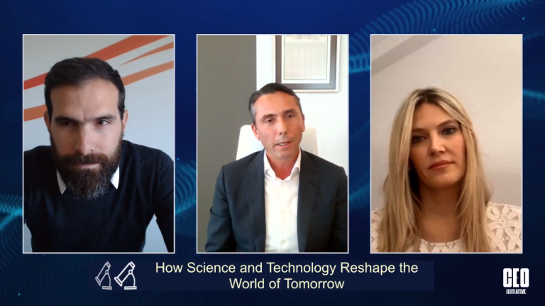 CEO Initiative 2020: Πώς τεχνολογία και επιστήμη αναδιαμορφώνουν τον κόσμο του αύριο