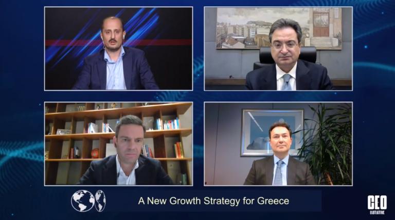 CEO Initiative 2020: Μια νέα στρατηγική ανάπτυξης για την Ελλάδα