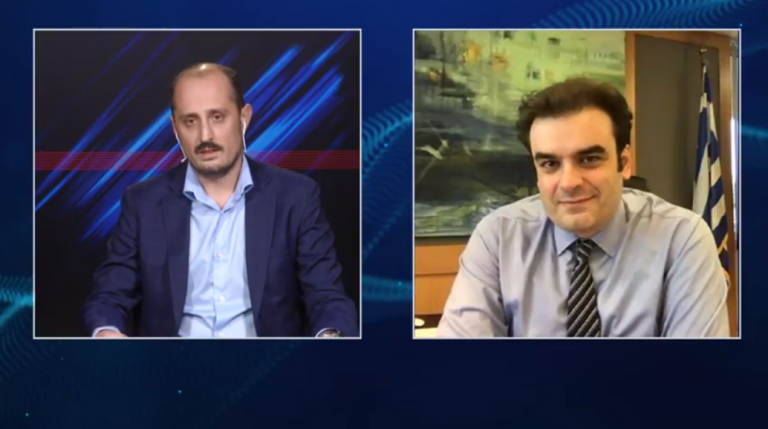 Κυριάκος Πιερρακάκης στο CEO Initiative 2020: Το 5G θα έρθει στην Ελλάδα στις αρχές του 2021