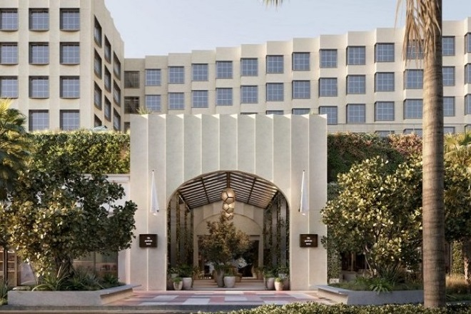 Goodtime Hotel: Ένα ξενοδοχείο βγαλμένο από ταινία του Γουές Άντερσον