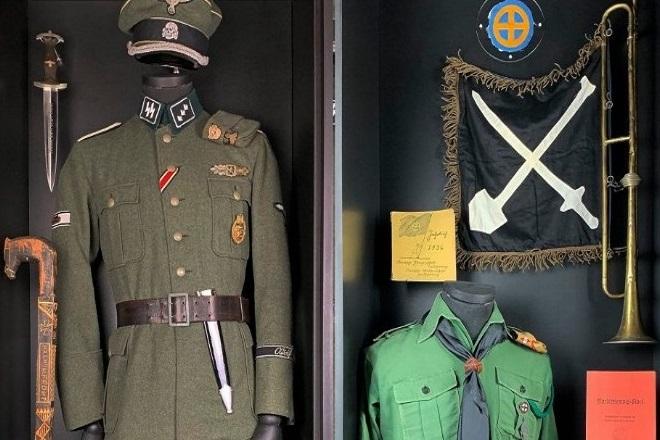 Η κλοπή ναζιστικών αντικειμένων από μουσεία έχει πάρει τεράστιες διαστάσεις