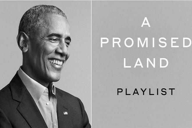 Επιτέλους μάθαμε ποια τραγούδια ακούει ο Ομπάμα στο Spotify
