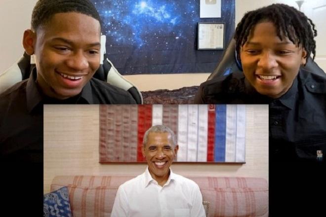Ο Ομπάμα στο YouTube: Μιλά για την αυτοβιογραφία του, τον Ντίλαν και το τι είναι σήμερα σημαντικό