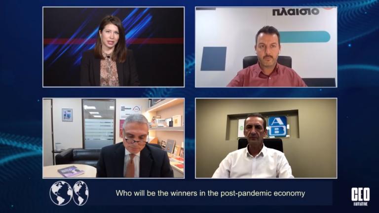 CEO Initiative 2020: Οι νικητές την επόμενη μέρα της πανδημίας
