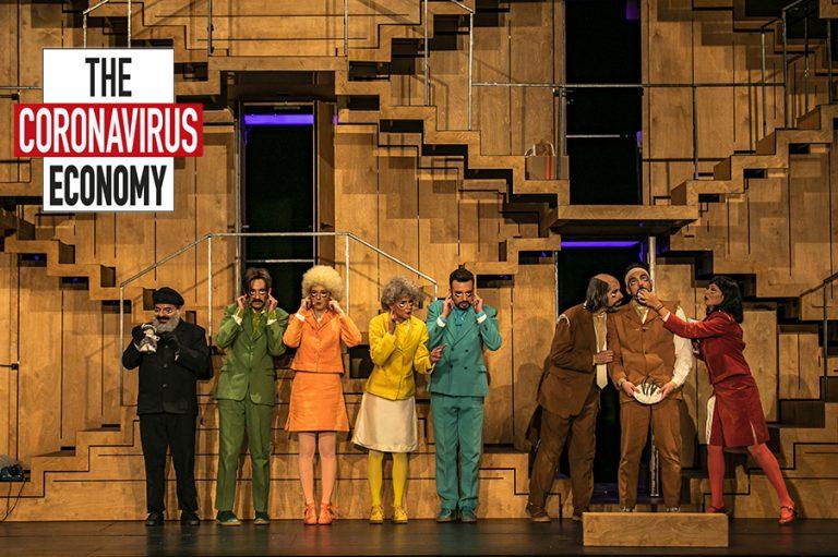 Το θέατρο σε καραντίνα: Πώς θα καταφέρει να επιβιώσει ο πολιτισμός;