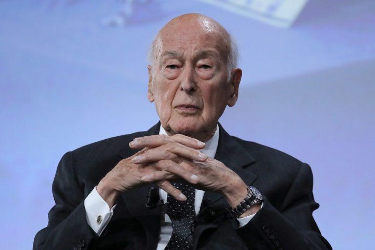 Έφυγε από τη ζωή σε ηλικία 94 ετών ο Βαλερί Ζισκάρ ντ' Εστέν