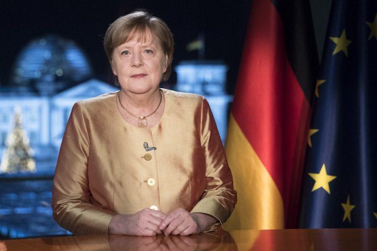 Διάγγελμα Μέρκελ: «Η Γερμανία δεν έχει ακόμη ξεπεράσει την «ιστορική κρίση» της πανδημίας