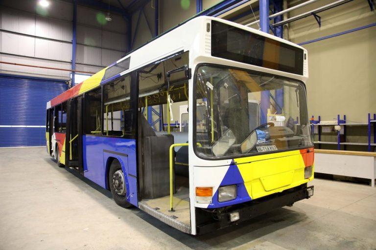 Είσοδος στα λεωφορεία με προκράτηση θέσης μέσω online εφαρμογής