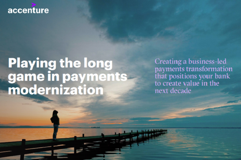 Accenture: Η πανδημία κάνει επιτακτική την ανάγκη μετασχηματισμού των συστημάτων πληρωμών των τραπεζών