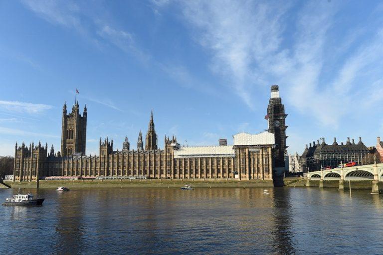 Εκτός λειτουργίας και ο ιστότοπος της βρετανικής κυβέρνησης