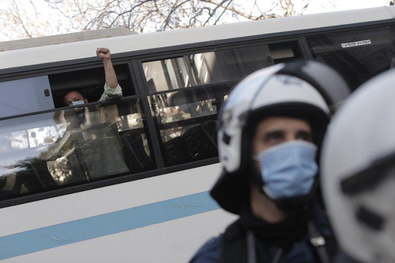 ΕΛΑΣ: 143 συλλήψεις χθες στην Αττική για παραβίαση των μέτρων