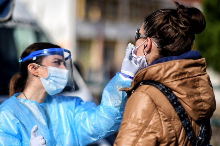 Στα 566 τα νέα κρούσματα κορωνοϊού – 320οι διασωληνωμένοι