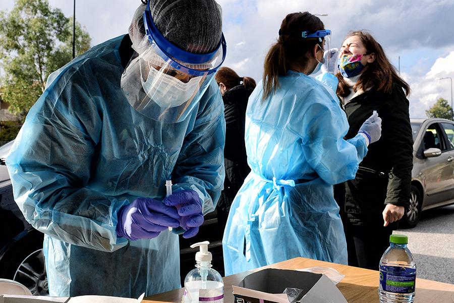Μαζικά δωρεάν rapid test κορωνοϊού αύριο στην Άσκρη του Δήμου Αλιάρτου –Θεσπιέων