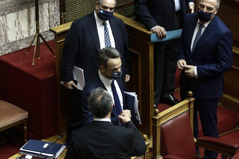 Nέα δημοσκόπηση MARC: Σχεδόν 19 μονάδες η διαφορά ΝΔ – ΣΥΡΙΖΑ
