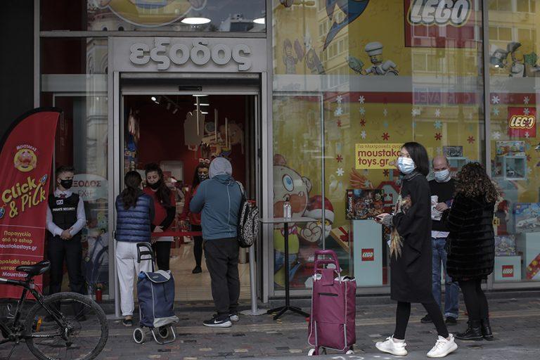 Ανοίγουν τα καταστήματα 11 Ιανουαρίου με click away- Τι είπε ο γ.γ. Εμπορίου