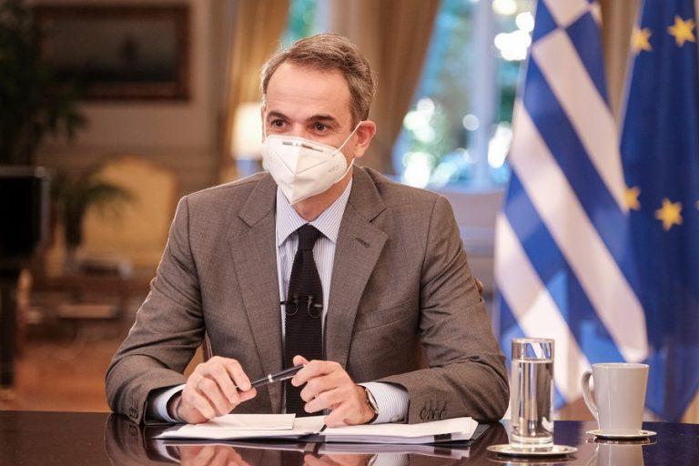 Κυρ. Μητσοτάκης: Είμαι αισιόδοξος ότι θα πάμε πολύ καλύτερα απ' ό,τι πέρυσι στον τουρισμό