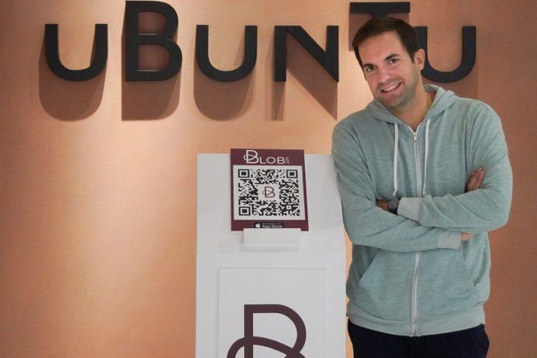 Γιώργος Σταμπουλής: Ο ιδρυτής του BlobArt θέλει να φέρνει τις γκαλερί στις οθόνες των κινητών μας