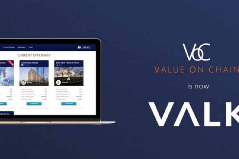 Η VALK εξασφαλίζει επένδυση από τη Metavallon VC