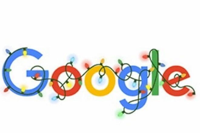 Νότα αισιοδοξίας στέλνει το doodle της Google- Γιορτάζει τις διακοπές του Δεκεμβρίου
