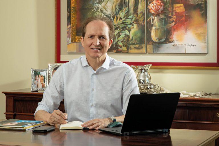 Νικήτας Κωνσταντέλλος: «Κάθε μεγάλο disruption δοκιμάζειτην ηγεσίατων εταιρειών»