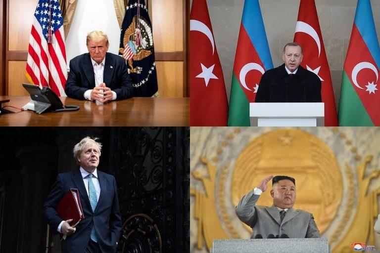 Πολιτική ανασκόπηση 2020: Όσα συνέβησαν αυτό το… ταραχώδες έτος