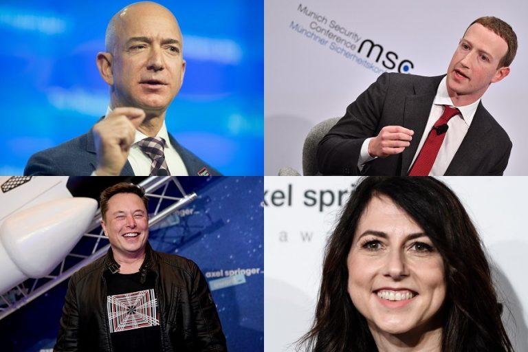 Οι πλούσιοι που έγιναν… πλουσιότεροι το 2020