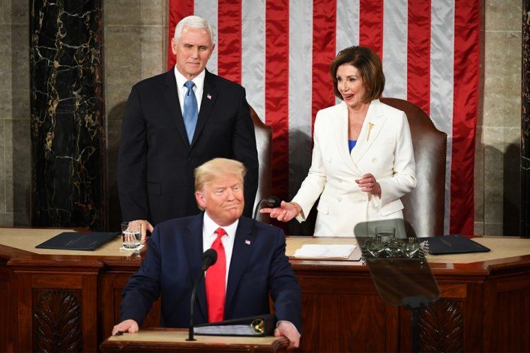ΗΠΑ 2021: Ο αποχαιρετισμός της Nancy, το κανάλι του Trump και τα νέα πρόσωπα