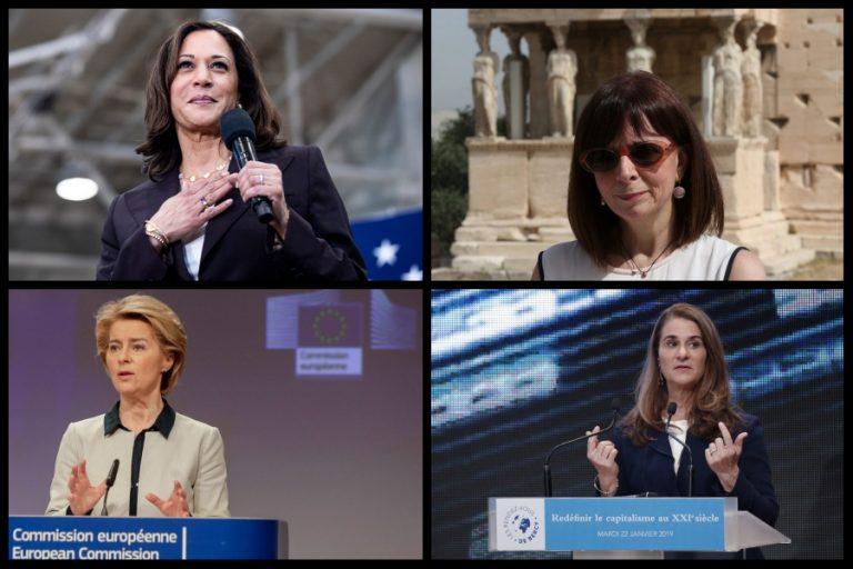 Οι δέκα γυναίκες που έκαναν τη διαφορά το 2020