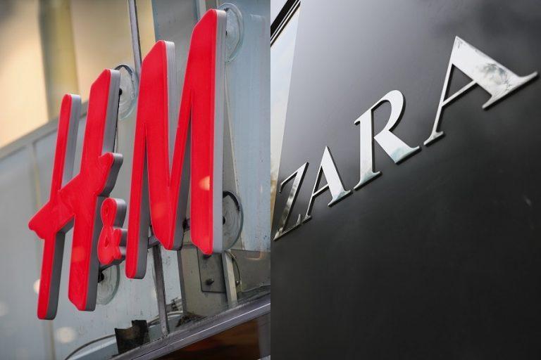 Ζara VS H&M: Διαφορετική στρατηγική για το μερίδιο της εορταστικής πίτας